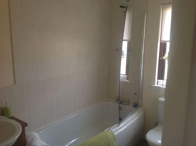 Bath to Bath/Shower Upgrade